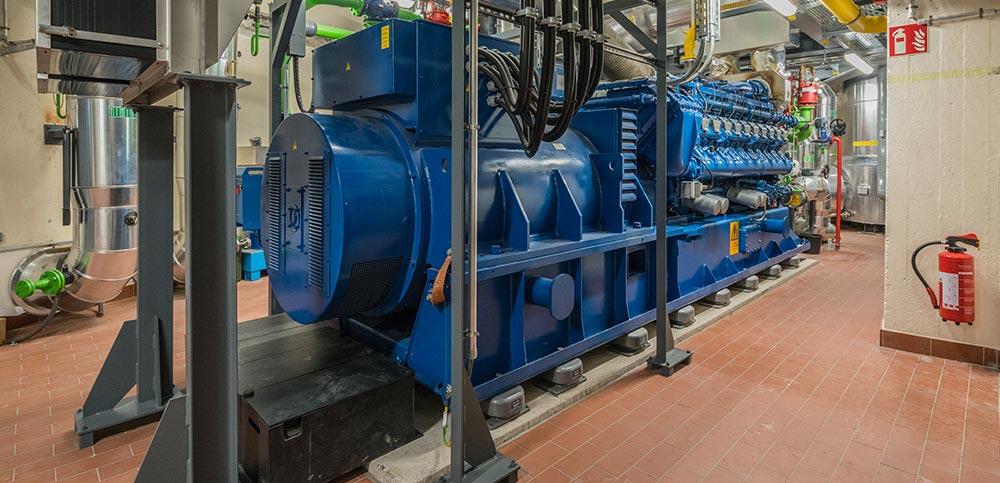 Compressori oil-free a velocità fissa
