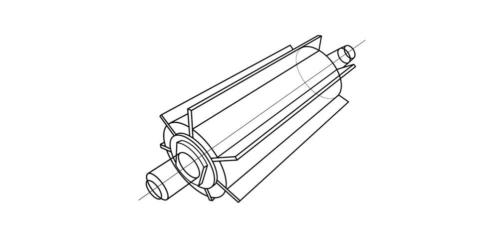 Compressori rotativi a palette Mattei Brescia